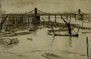 Hungerford Bridge (1845)